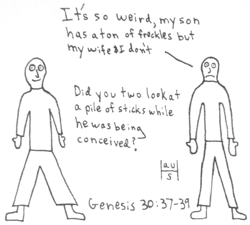 Genetics According to the Bible